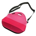 Hugmania I00236-H Stylish Lunch Tote w/ Shoulder Strap - Pink Gradient
