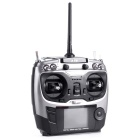 AT9 9 Channel Transmitter Remote Controller for Drone - Black