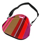 Hugmania I00236-F Stylish Lunch Tote w/ Shoulder Strap - Multi-Colored