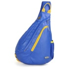 J18 Unisex Multifunctional Single Shoulder Backpack - Blue (5L)