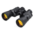 Portable 10X 50mm Binocular w/ Filter Cover for Travel Cycling - Black