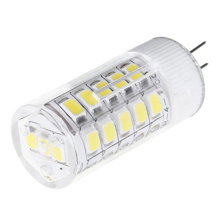 G4 3W 200lm 6000K Cool White Light LED Bulb (AC 12V)
