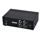 MT-104BC Monitoring 1-Input 4-Output BNC Video Splitter - Black