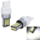 T20 15W 30*4014 SMD LED 450lm Cool White Backup Lights (2PCS)