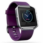 Fitbit Blaze Smart Fitness Watch Large Purple Small