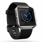Fitbit Blaze Smart Fitness Watch Small - Black + Silver