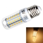 ZIQIAO E27 7W Warm White Light Corn Bulb Lamp Spotlight (AC 220~240V)