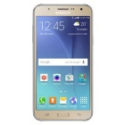 "Samsung Galaxy J7 SM- J700H/DS GSM 5.5"" AMOLED Display - Gold"
