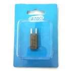IZTOSS F439 7.5A Car Mini Auto Reset Circuit Breaker Blade Fuse -Brown