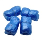 Usa e getta di plastica Shoe Covers - Blu (40PCS)