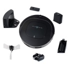 BL800 Intelligent Robot Cleaner & Mop Cassette - Black (Plug UE)