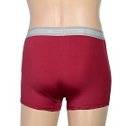 NatureHike Men's Outdoor Quick Dry Underpants Briefs - Claret (L)