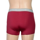 NatureHike Men's Outdoor Quick Dry Underpants Briefs - Claret (XL)