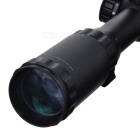 SHOOTER 4~16X 50mm AOE Red / Blue / Green Mil-Dot Optic Scope - Black