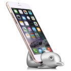 Dolphin Phone Holder pour IPHONE 6 / 6S / Samsung / XiaoMi etc - Argent