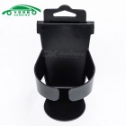CARKING Car Plastic Beverage Bottle Can Drink Cup Holder Stand - Black