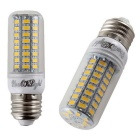 Youoklight E27 4.5W LED Maisbirne kaltes weißes Licht 300lm 72-SMD (6PCS)