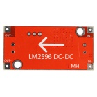 DC-DC Buck Module LM2596 Upgraded Version 3A Adjustable Band - Red