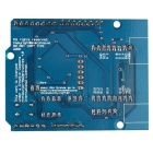 UNO R3 ESP8266 Serial WiFi Shield Extend Board Module - Blue + Silver