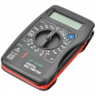 DT-831B + Mini 31/2 Digital multi DMM Voltampere ohmmeter
