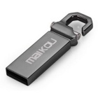Maikou MK2204 USB 2.0 Flash Drive - Black (8GB)
