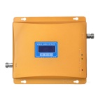 Cell Phone Signal Amplifier Mobile GSM980 Repeater - Golden