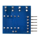 4P LED Diode PWM Dimming Module Green Light - Blue