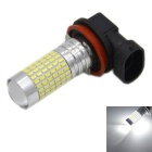 H8 9W 1000lm 144-SMD 3014 Cool White Car Lamp (12~24V)