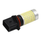 P13W 9W 1000lm 144-SMD 3014 Cold White Car Lamp (12~24V)
