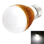 HESION HS01003D E27 3W Cool White High Power LED Bulb (AC 85~265V)