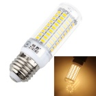 ZIQIAO YM5799 E27 12W LED Warm White Bulb - Transparent (AC 220~240V)