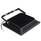 Jiawen 50W IP66 Warm White LED Floodlight - Black (AC 220V)