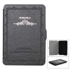 Classic Design Auto Sleep Case for Kindle Paperwhite 1/2/3 - Grey
