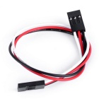 DIY FRSKY S.PORT Voltage Sensor - Black