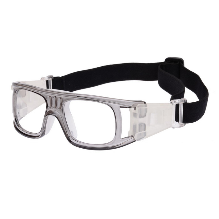 SCREW 3501C2 Basketball Glasses Goggles - Transparent Grey