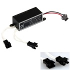 Qook JHCK910 Angel Eyes Halo Rings Inverter Ballast for CCFL - Black