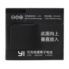 Original Xiaomi AZ13-1 3.6V 960mAh Camera Battery for Xiaomi Xiaoyi