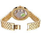 WeiQin 377602 Women's Analog Quartz Wrist Watch - Golden