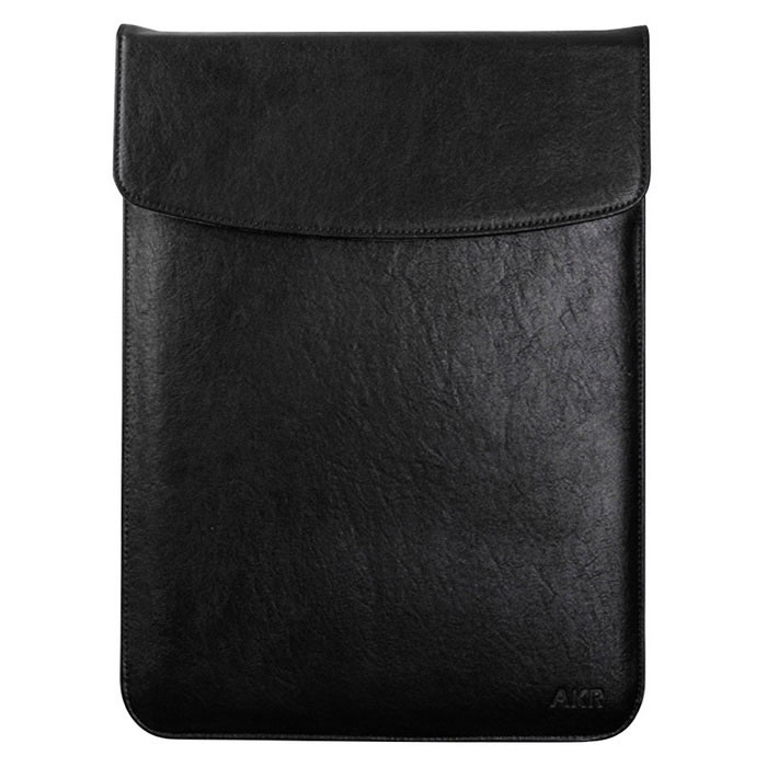 "Custodia borsa interna AKR PU per MACBOOK AIR / PRO RETINA 13 ""- Nero"