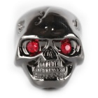 Skull Electric Guitar Volume Tone Control Knob - Black (3PCS)