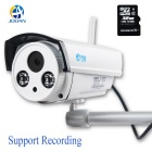 JOOAN F5 720P Wi-Fi IP Camera with 32GB TF - White + Black (EU Plug)