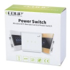 EDUP EP-3713 Wi-Fi Switch Touch / Phone APP Control 2 Buttons - White
