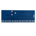 NE555 + CD4017 Luce Acqua fluente modulo LED Light Kit fai da te - Dark Blue