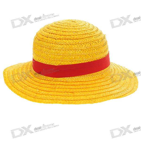 Cosplay One Piece Monkey D. Luffy Straw Hat