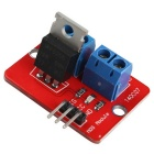 IRF520 MOS FET Driver Module for Arduino / Raspberry Pi - Red