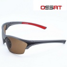 OSSAT 1103 100% UV Protection Outdoor Sports Glasses - Grey