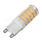 JRLED G9 5W 51-2835SMD Warm White LED Ceramic Bulb (AC 220V, 3PCS)