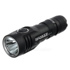 MANKER U11 XP-L V5 1050LM 7-Mode Cool White LED Flashlight - Black
