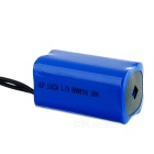 Outdoor 3.7V 8000mAh 18650 Rechargeable Battery Pack - Blue