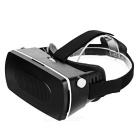 "Virtual Reality Headset 3D VR Glasses for 4~5.5"" Smartphones - Black"